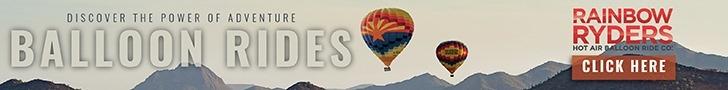 Rainbow Ryders Las Vegas