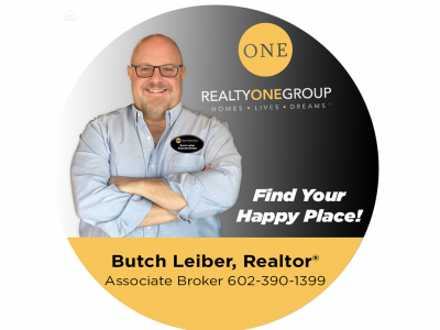 Butch Leiber, Realtor®, Associate Broker