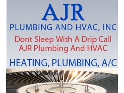 AJR Plumbing & HVAC, Inc.