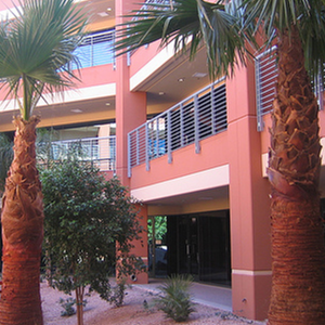 Chandler Falls Courtyard