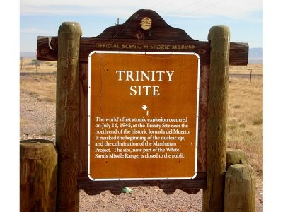 Trinity Site Open House