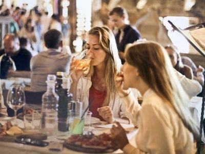 Food, Wine & Beer