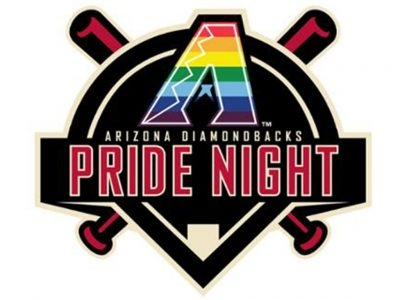 D-backs Pride Night