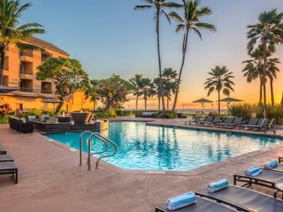 Courtyard Marriott Resort Kauai at Coconut Beach