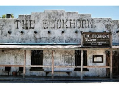 The Buckhorn Saloon & Opera House