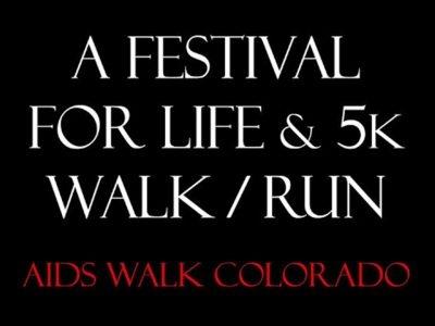 AIDS Walk Colorado