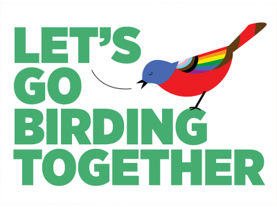 Let's Go Birding Together