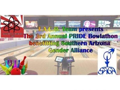 TACO Team 3rd Annual PRIDE Bowl Benefiting SAGA