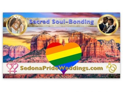 Sedona Pride Weddings and Experiences