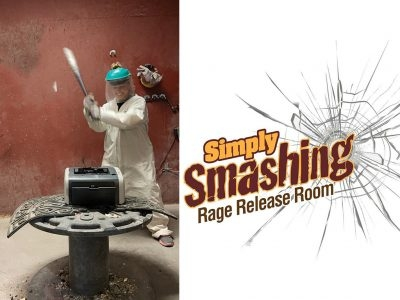 Simply Smashing Rage Release Room