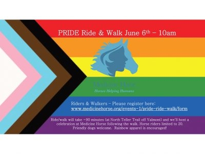 PRIDE Ride & Walk