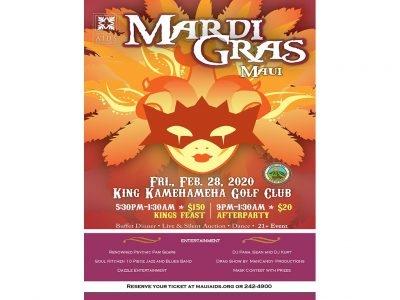 Mardi Gras Maui 2020