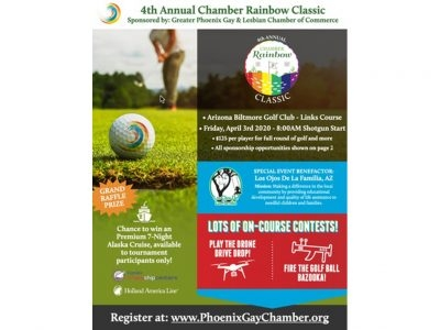 4th annual Chamber Rainbow Classic