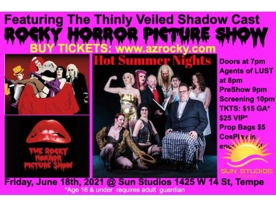 Rocky Horror Picture Show – Hot Summer Nights