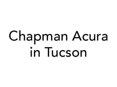 Chapman Acura